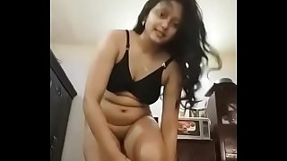 cute indian girl show her big boobs and pussy